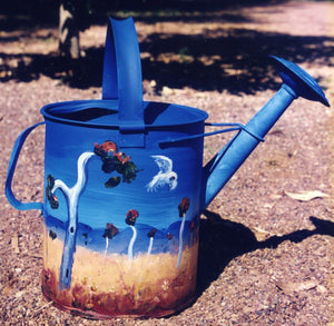 1994 Cocky Watering Can