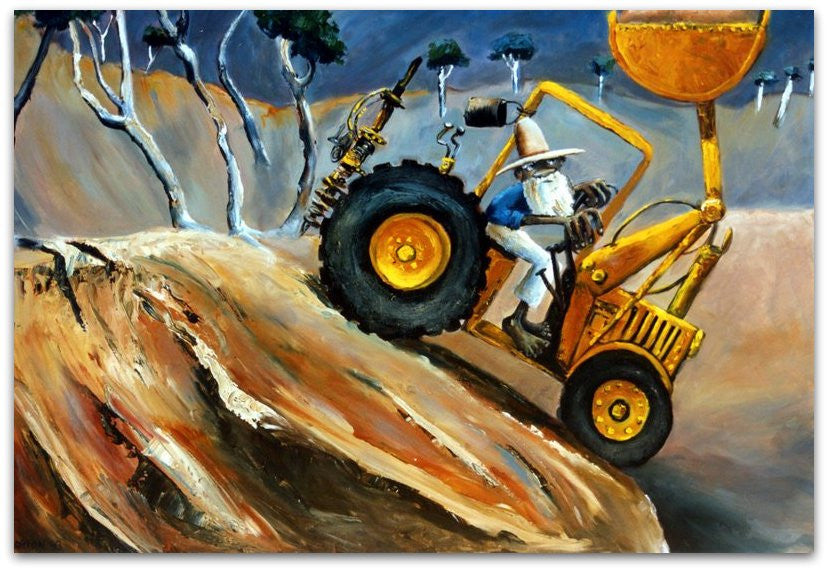 Loader Driver at Gibb River