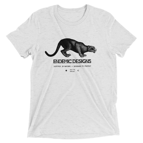 Short sleeve t-shirt -  clothing to protect the Amazon rainforest