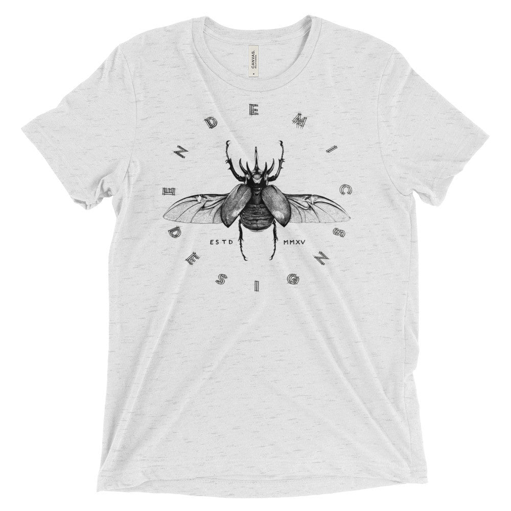 Rhino Beetle T-Shirt -  clothing to protect the Amazon rainforest