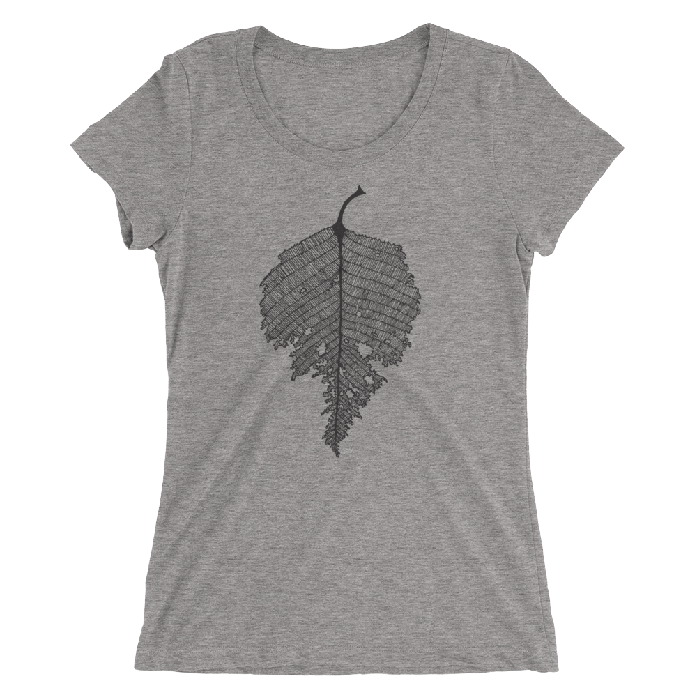 Ladies' short sleeve t-shirt -  clothing to protect the Amazon rainforest