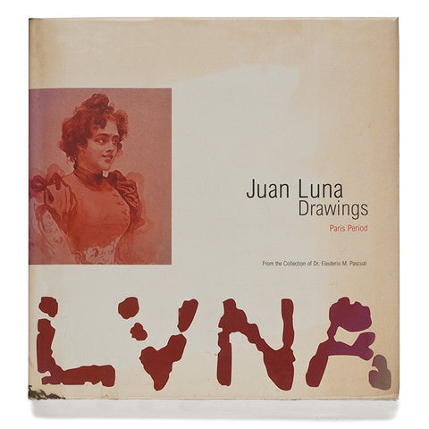 Juan Luna Drawings: Paris Period