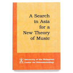 A Search in Asia for a New Theory of Music