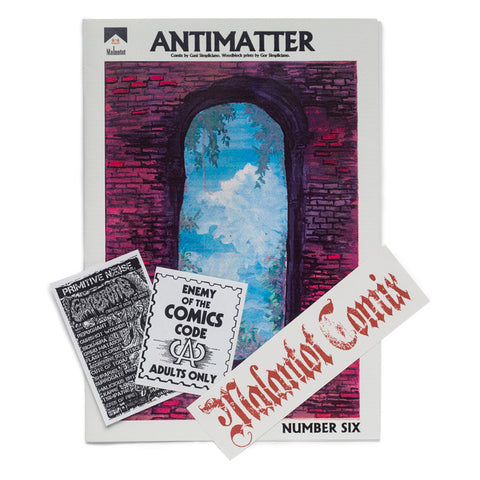 Antimatter: Not For Children #6