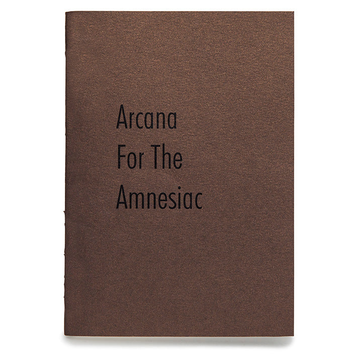 Arcana for the Amnesiac