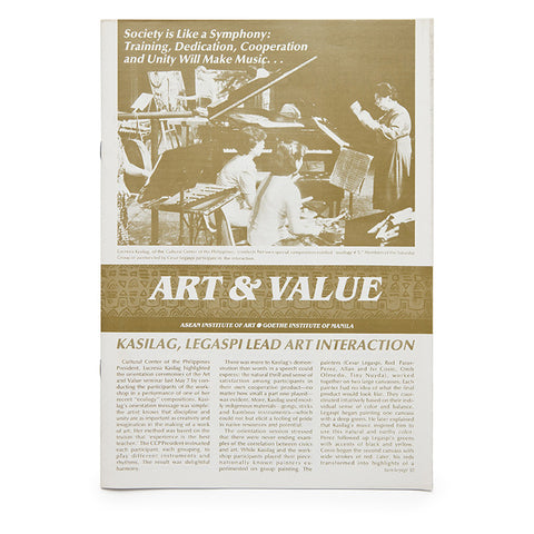 Art & Value