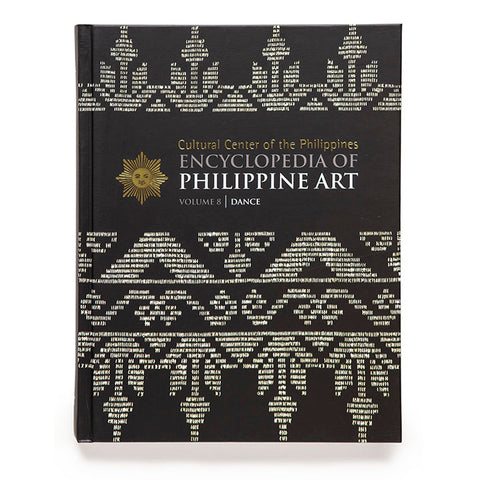 CCP Encyclopedia of Philippine Art Vol. 8