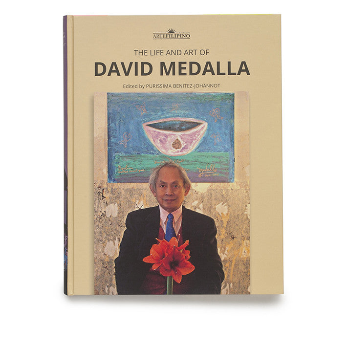 The Life and Art of David Medalla