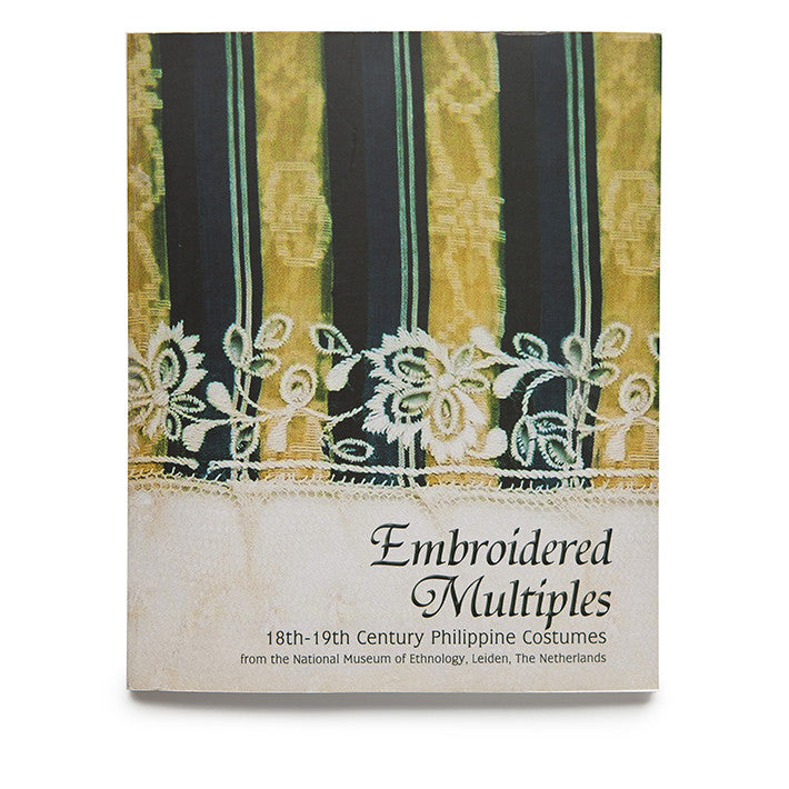 Embroidered Multiples: 18th-19th Century Philippine Costumes