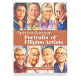 Ephraim Samson: Portraits of Filipino Artists