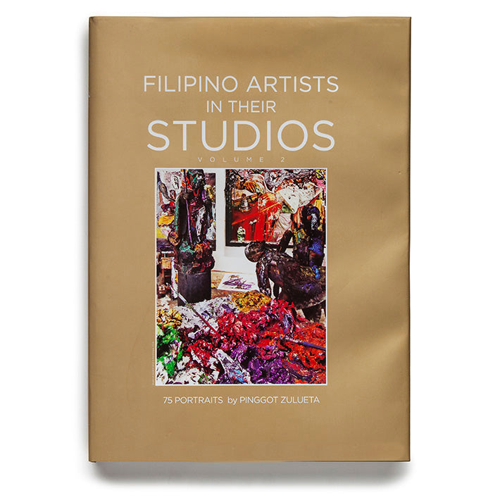 Filipino Artists in Their Studios Vol. 2