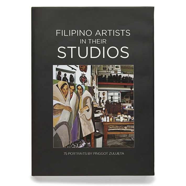 Filipino Artists in their Studios