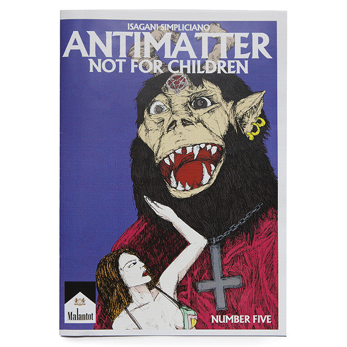 Antimatter: Not For Children #5