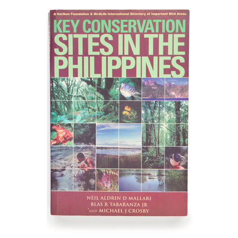 Key Conservation Sites in the Philippines