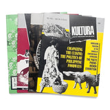 Kultura Magazine Collector's Set (Green)