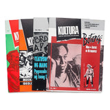 Kultura Magazine Collector's Set (Red)
