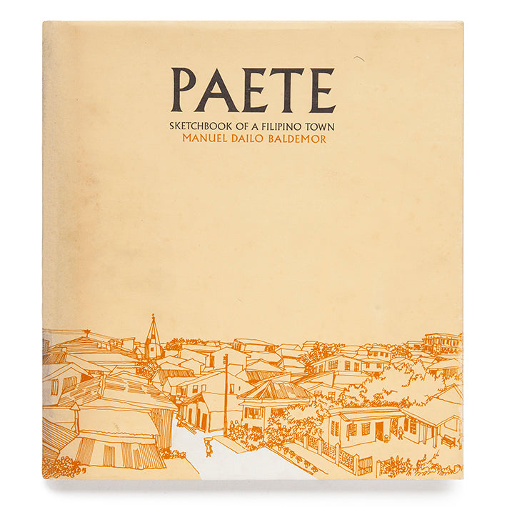 Paete: Sketchbook of A Filipino Town