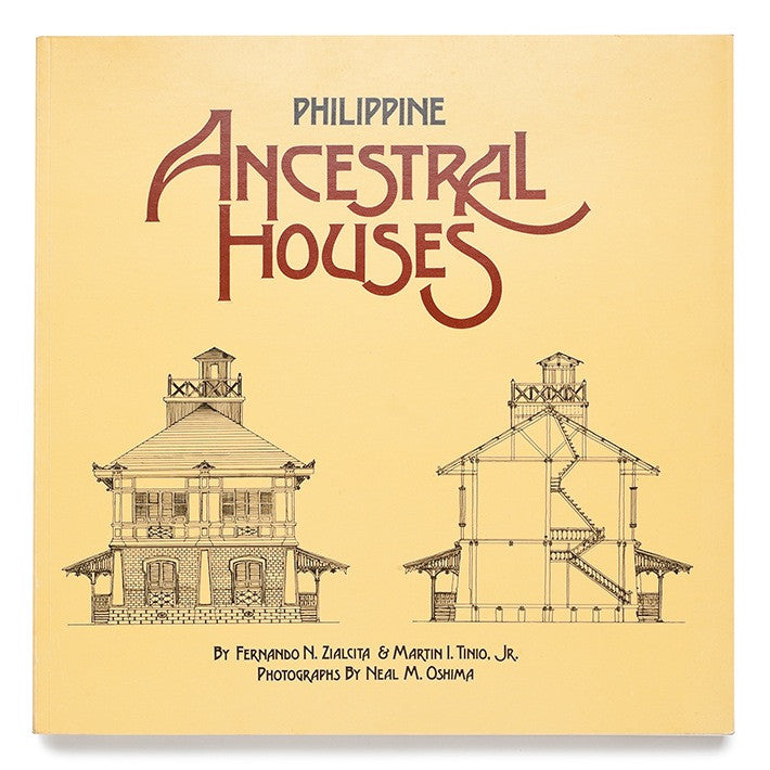 Philippine Ancestral Houses 1810 - 1930