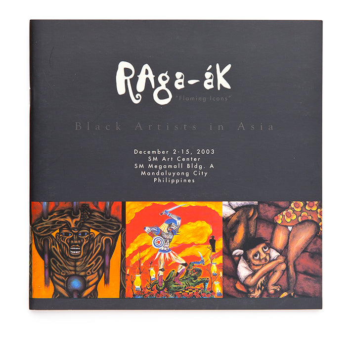Raga-ak: Flaming Icons