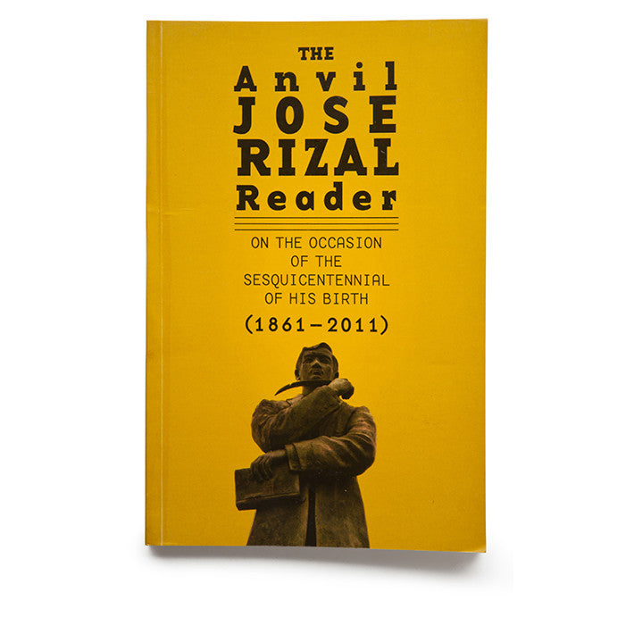 The Anvil Jose Rizal Reader