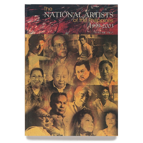 The National Artists of the Philippines Vol. 2