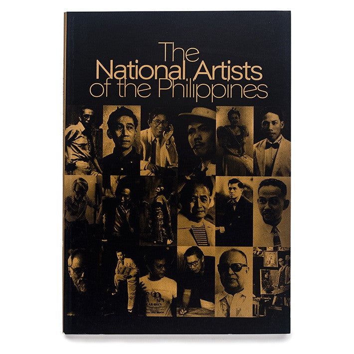 The National Artists of the Philippines Vol.1