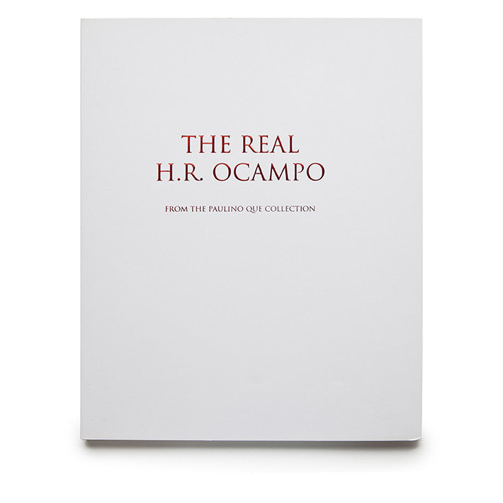 The Real H.R. Ocampo