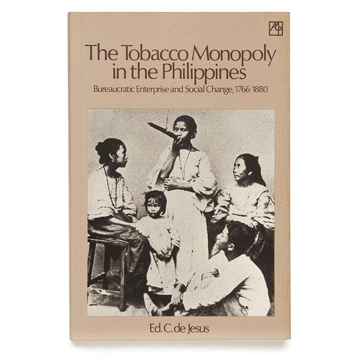 The Tobacco Monopoly in the Philippines