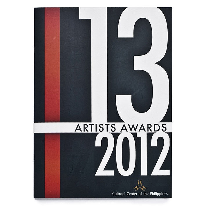 Thirteen Artists Awards 2012