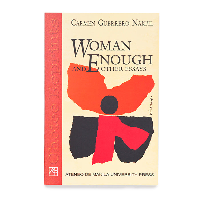 Woman Enough and Other Essays