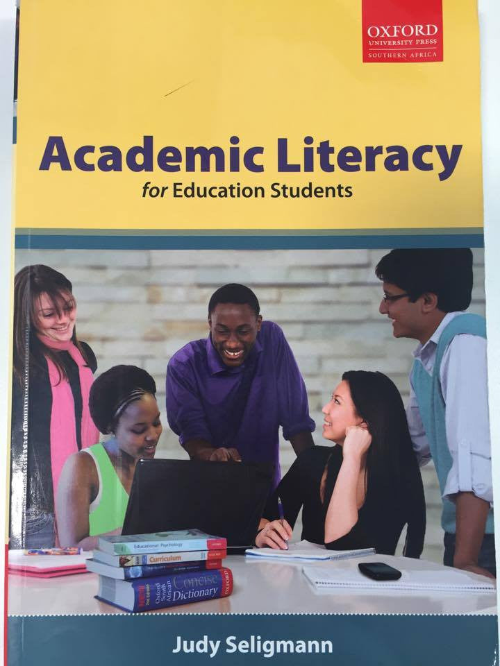 Academic Literacy for Education Students Revised Edition