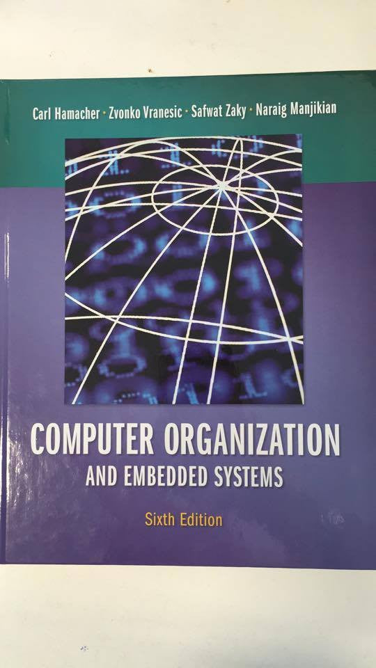 Computer Organization and Embedded Systems 6th Edition