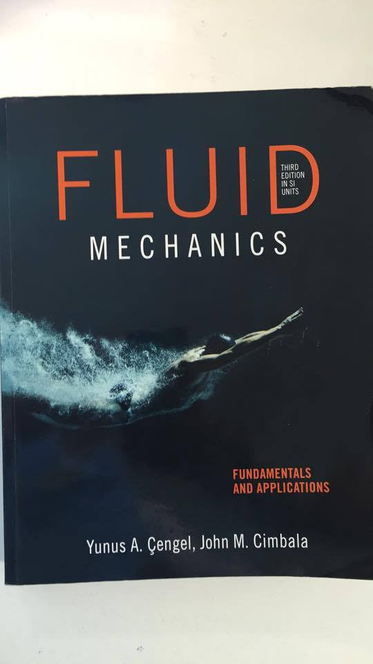 Fluid Mechanics 3rd Edition