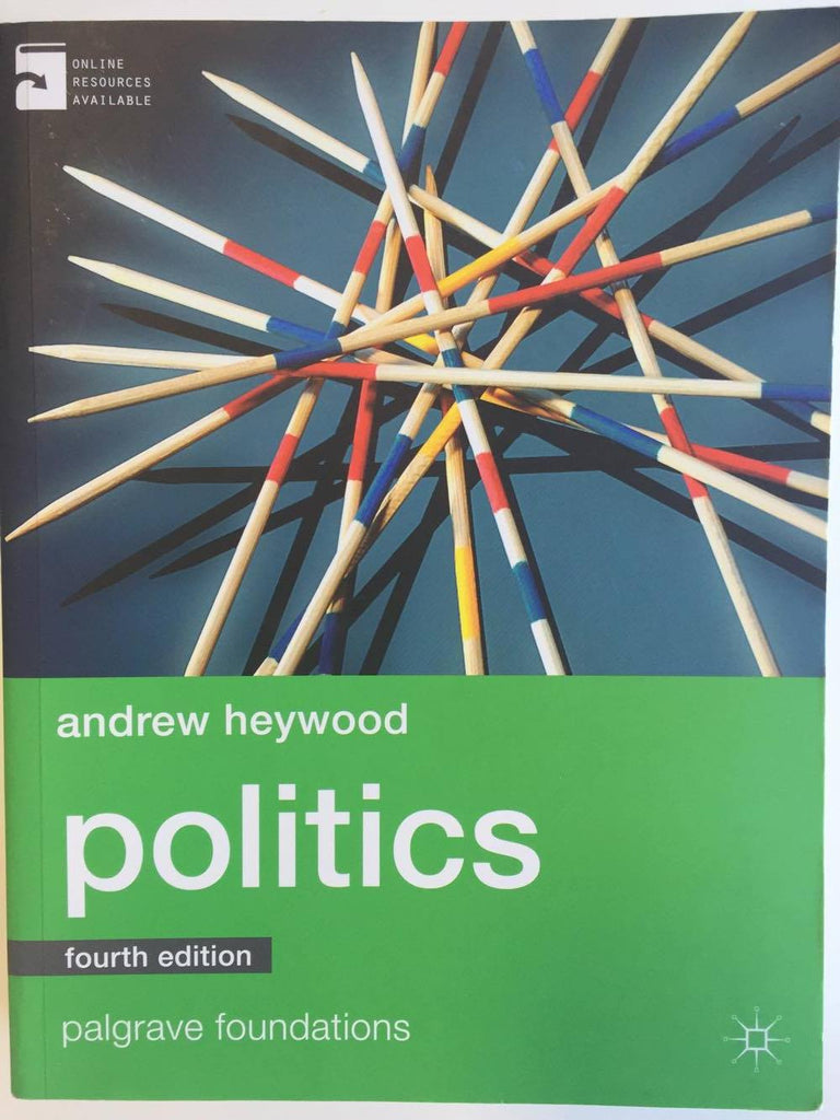 Politics 4th Edition