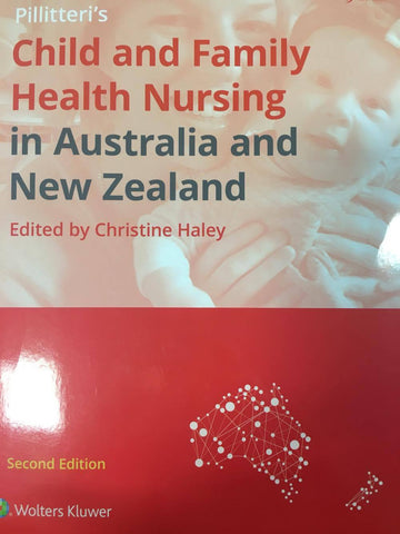 Child and Family Health Nursing in Australia and New Zealand (Pillitteri's) 2nd Edition