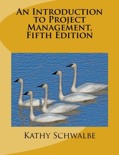 An Introduction to Project Management 5th Edition