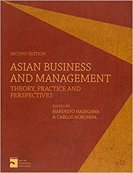 Asian Business and Management: Theory, Practice & Perspectives 2nd Edition