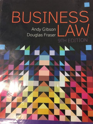 Business Law 9th Edition (Val)