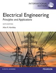 Electrical Engineering: Principles and Applications 6th Edition