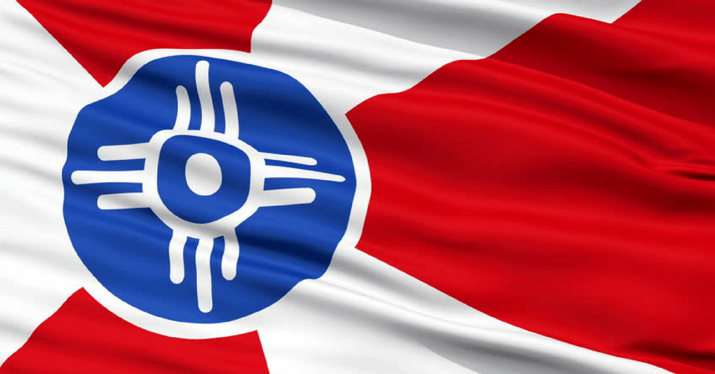 wichita kansas flag