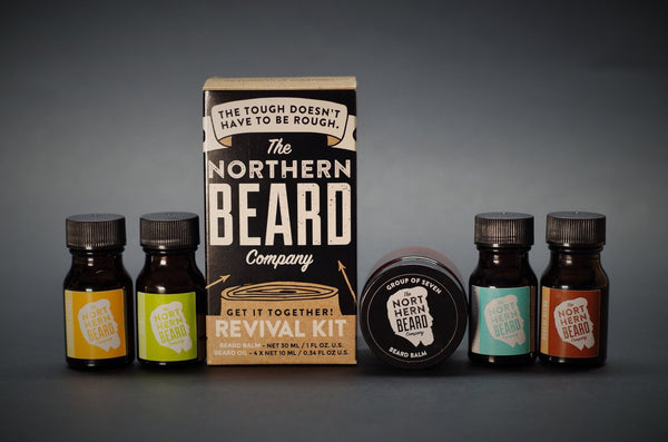 The Beard Revival Kit