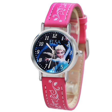 Frozen Queen Elsa Fashion Quartz Watch