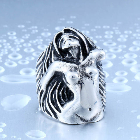 Naked Mermaid Ring