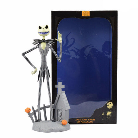 Nightmare Before Christmas Jack Skellington PVC Action Figure