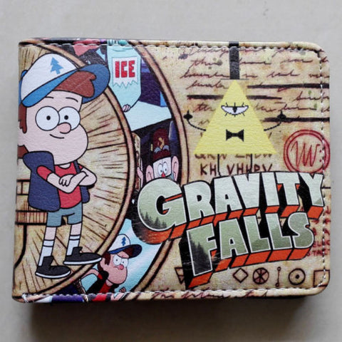 Gravity Falls Billfold Wallet