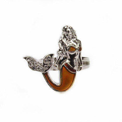 Auger Thermal Mermaid Mood Ring