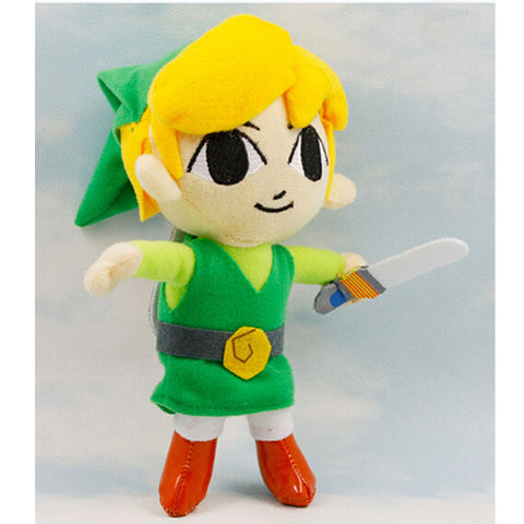 The Legend of Zelda Link Plush Doll