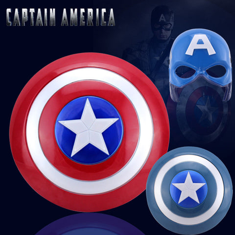 Captain America Cosplay Accessories Set