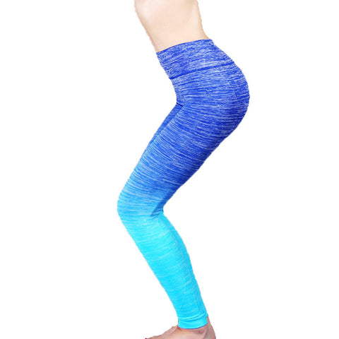 High Waist Gym Clothing Sports Slimming Pants