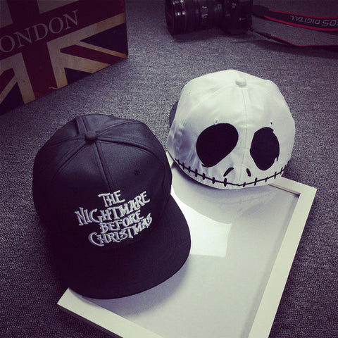 Nightmare Before Christmas Baseball Cap